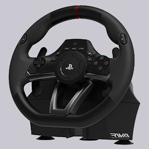 【PS4 PS3 PC対応】Racing Wheel Apex for PS4 PS3 PC