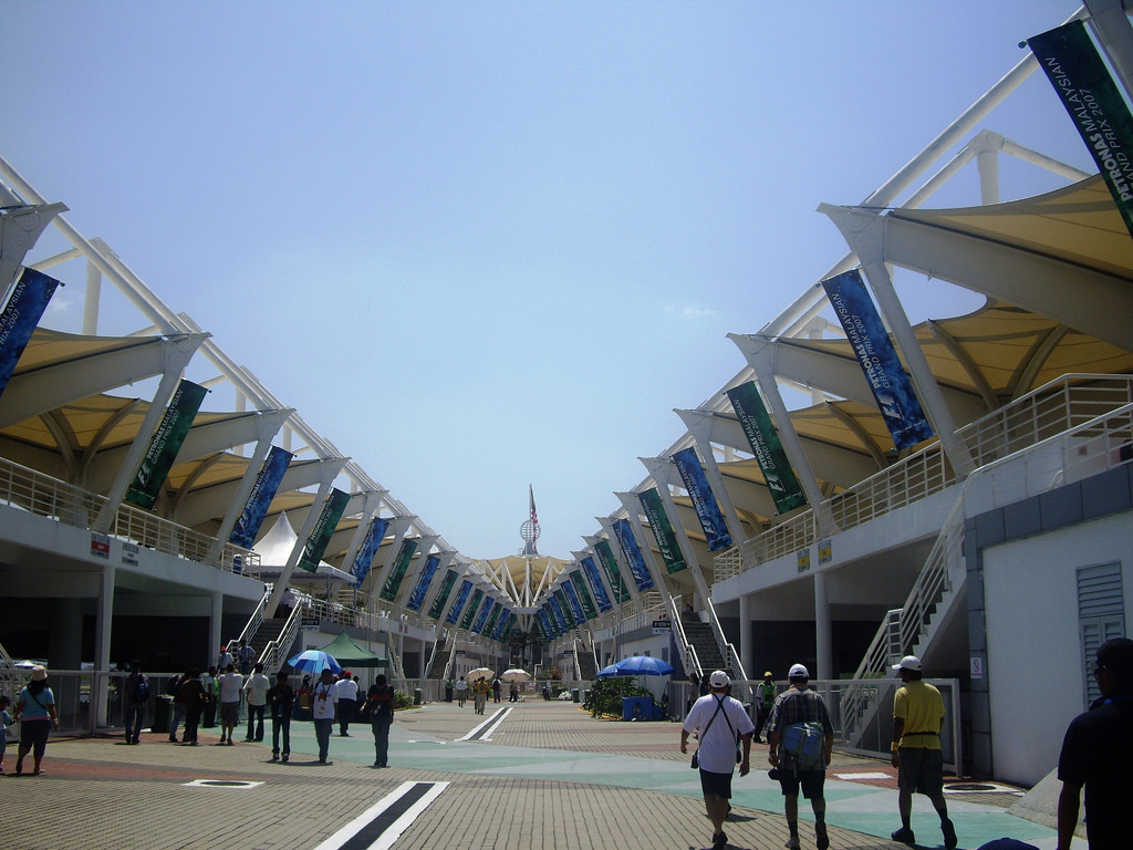 sepang international circuit photo