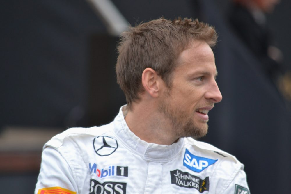 Jenson Button photo