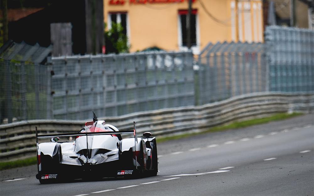 ルマン24時間レース:2番手快走のトヨタ7号車小林可夢偉、残り100分でまさかのスローダウン!