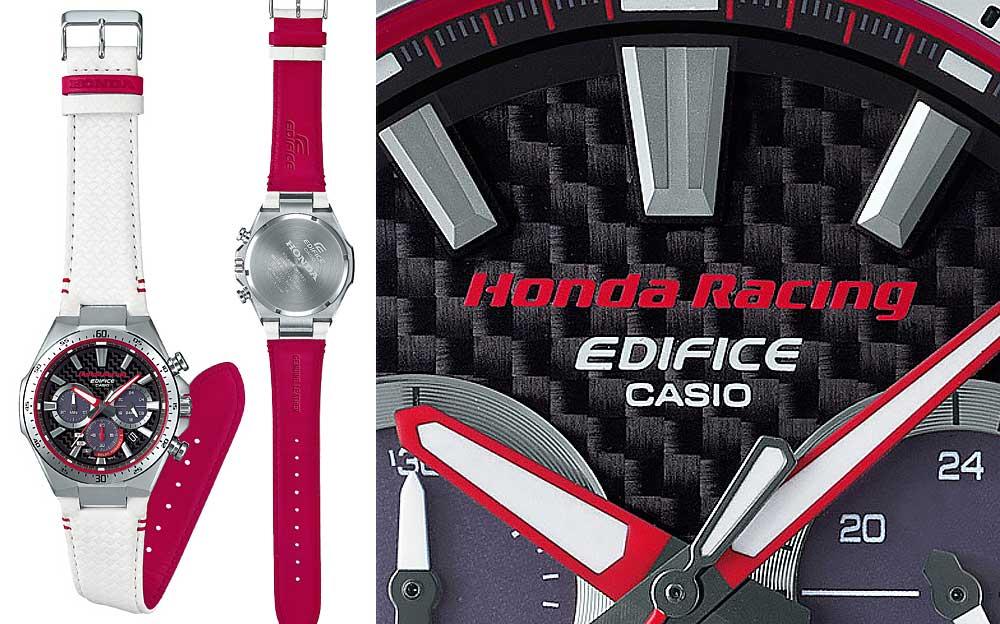 120401b184 ファン垂涎の時計…ホンダF1とトロロッソの限定特別モデルがカシオ ...