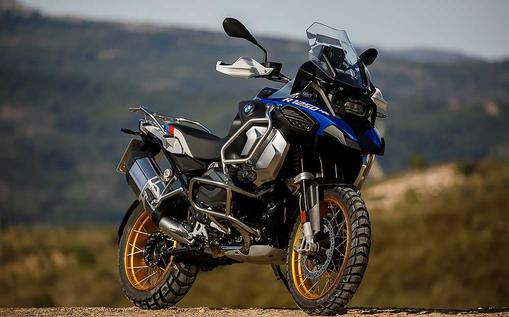 新型BMW R 1250 GS Adventure
