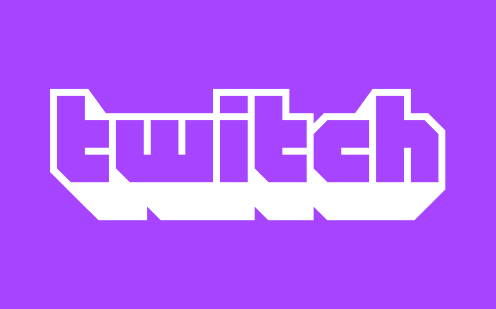 Twitchのロゴ
