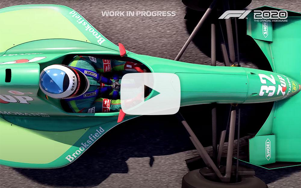 PS4ゲーム「F1 2020」痺れるぜ 7冠シューマッハの愛機…新トレイラーを公開 | F1ニュース速報/解説 ...