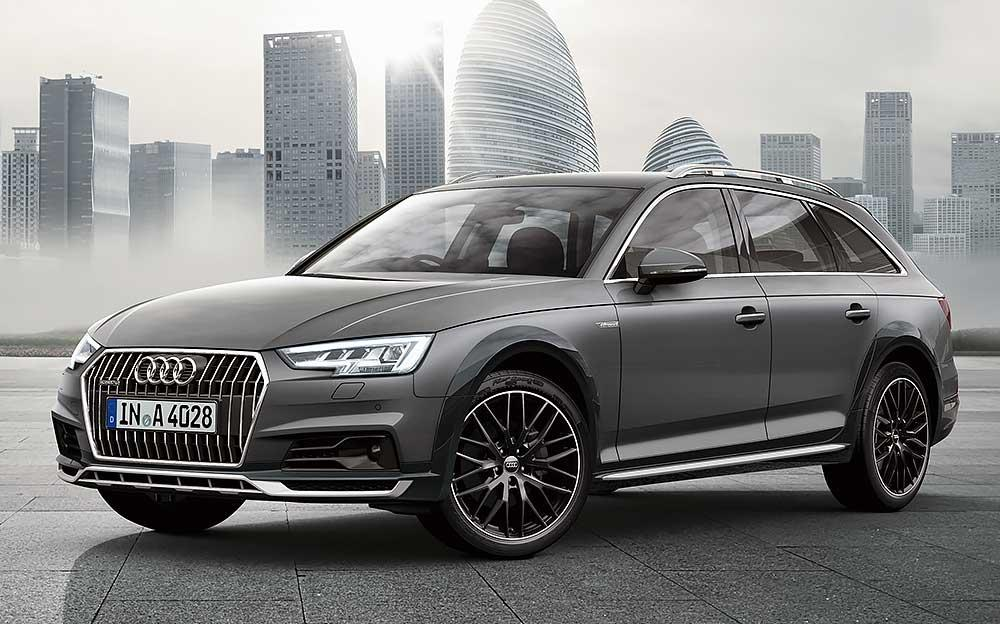 Audi A4 allroad absolute外装